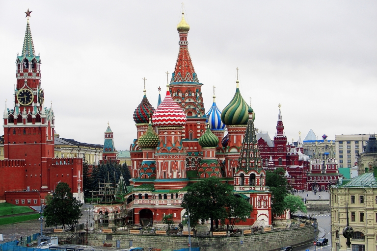 Ländertraining Russland